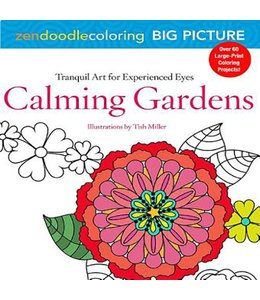 Miller, Tish Zendoodle Coloring Big Picture
