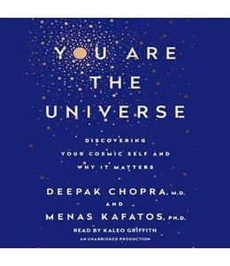 Chopra, Deepak You Are the Universe