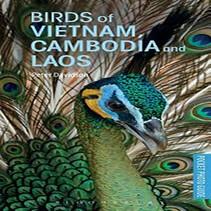 Birds of Vietnam, Cambodia and Laos