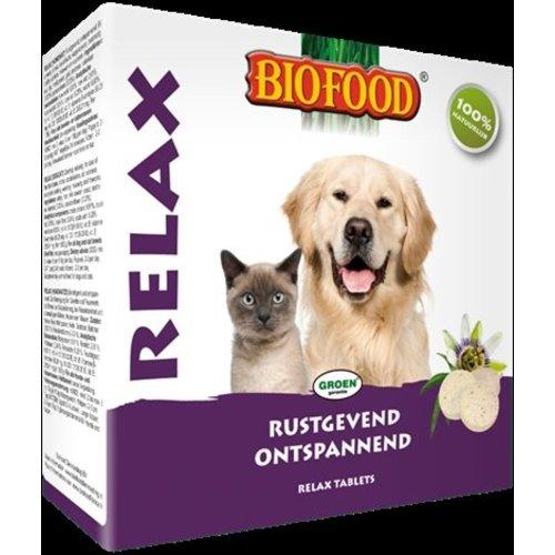 Huismerk Biofood relax hond/kat rustgevend/kalmerend