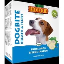Biofood dogbite hondensnoepje naturel (tandverzorging)