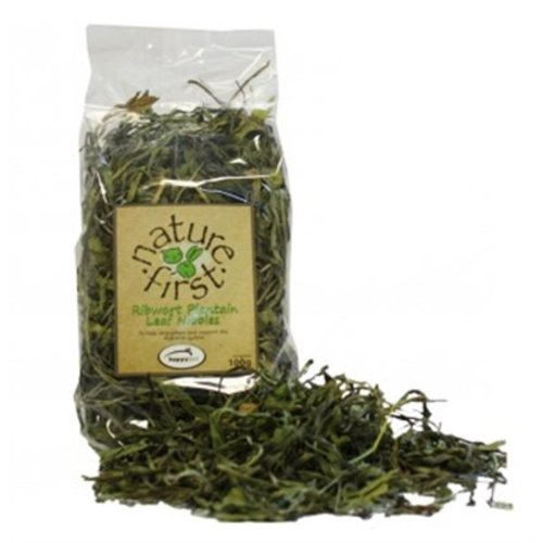 Huismerk Happy pet ribwort plantaan blad