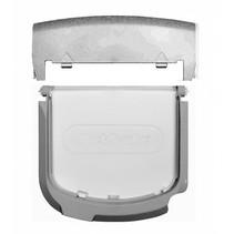 Petsafe luik+frame+batterijkap 300/400/500 grijs