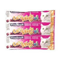 20x vitakraft cat-stick mini kalkoen met lam
