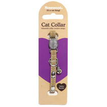 Kattenhalsband naturel