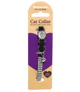Kattenhalsband diamant