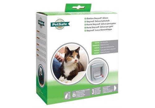 Petsafe kattenluik handmatig tot 7 kg grijs