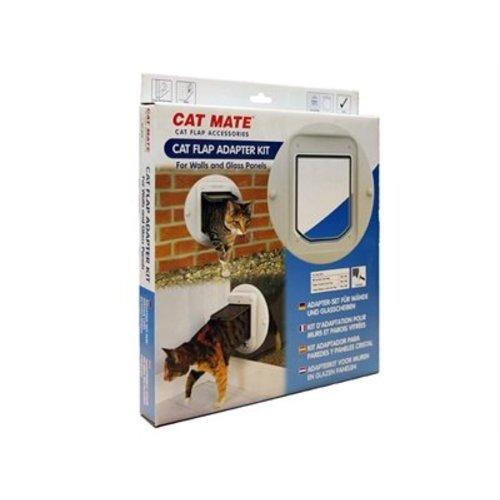 Huismerk Catmate adapter kit voor kattendeur microchip