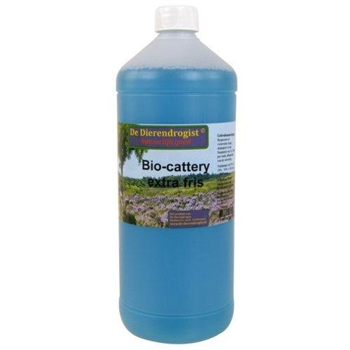Huismerk Dierendrogist bio-cattery extra fris