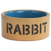 Konijnenbak rabbit geglazuurd