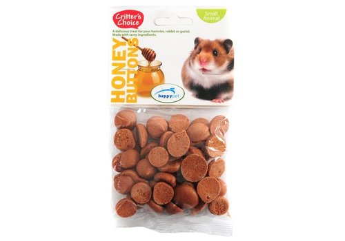 6x critter's choice honey buttons