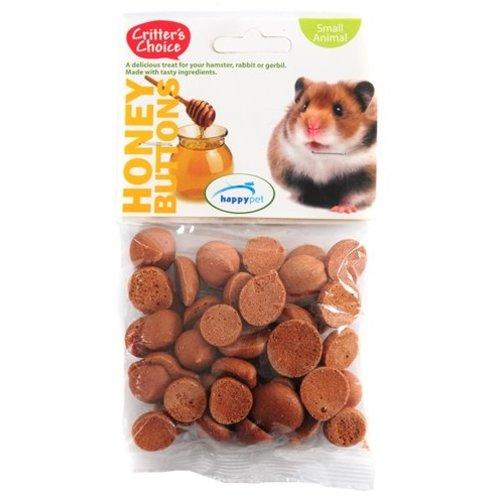 Huismerk 6x critter's choice honey buttons