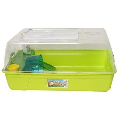 Huismerk Savic rody hamsterkooi groen