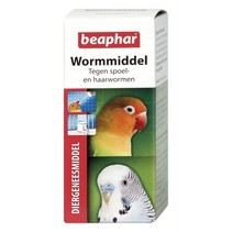 Beaphar wormmiddel worminal