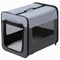 Adori transportbench soft easy grijs/zwart