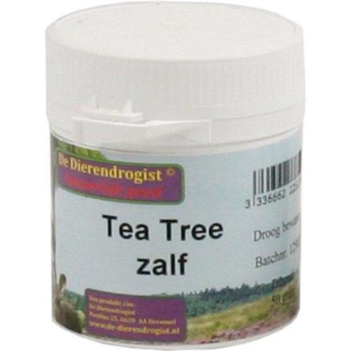 Huismerk Dierendrogist tea tree zalf