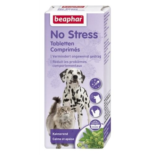 Huismerk Beaphar no stress tabletten