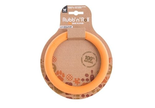 Rubb'n'roll ring oranje