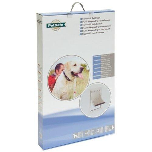 Petsafe Petsafe hondenluik tot 100 kg aluminium