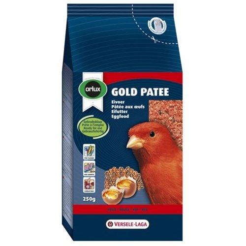 Huismerk Orlux gold patee rood eivoer