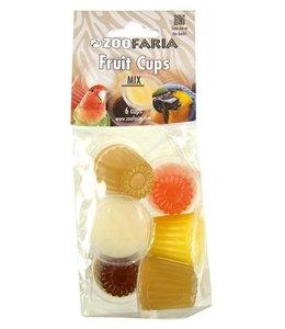 Zoofaria fruitkuipje assorti mix