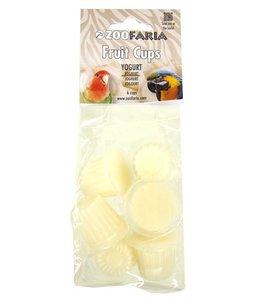 Zoofaria fruitkuipje yoghurt