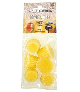 Zoofaria fruitkuipje banaan