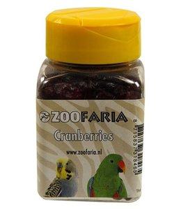 Zoofaria cranberries