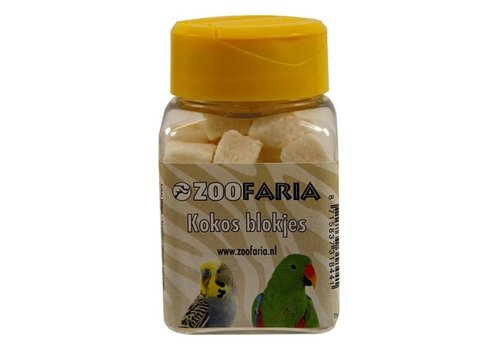 Zoofaria kokosblokjes