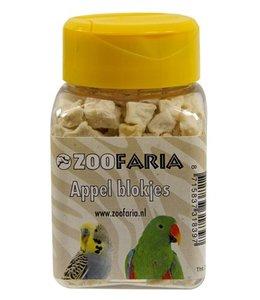 Zoofaria appelblokjes