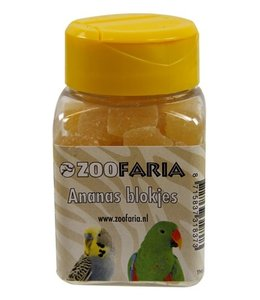 Zoofaria ananasblokjes