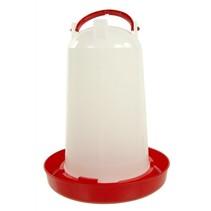 Olba drinktoren plastic rood