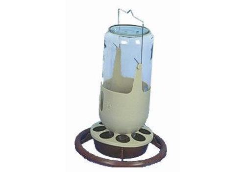 Fauna glazen flesautomaat