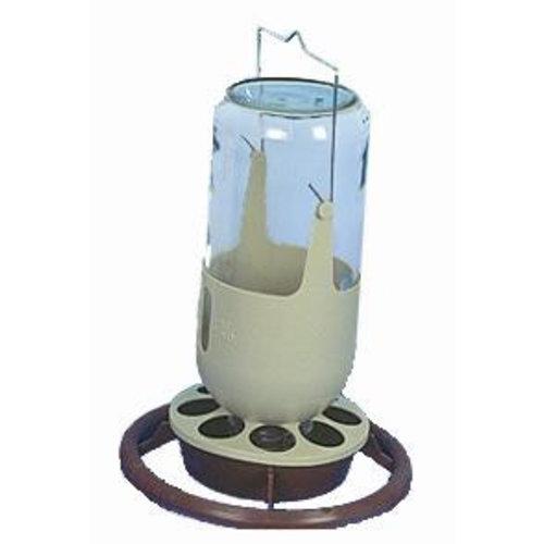 Huismerk Fauna glazen flesautomaat