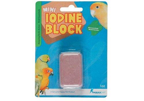 Happy pet mini iodine block