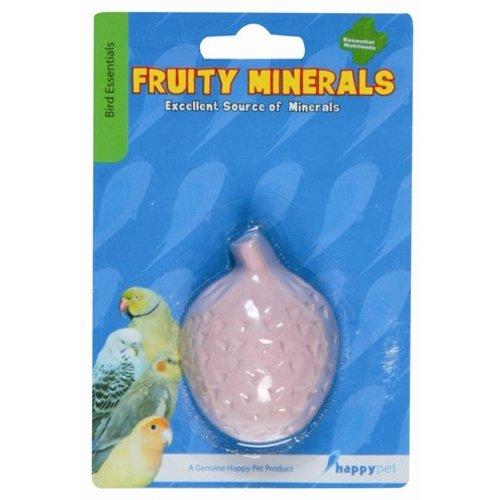 Huismerk Happy pet fruity mineral strawberry bird