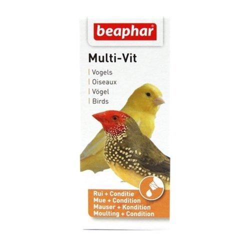 Huismerk Beaphar multi-vit vogel