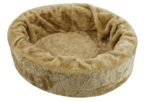 Petcomfort hondenmand bont beige