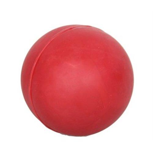 Huismerk Rubb'n'red bal