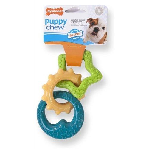 Nylabone Nylabone durable chew puppy bijtringen