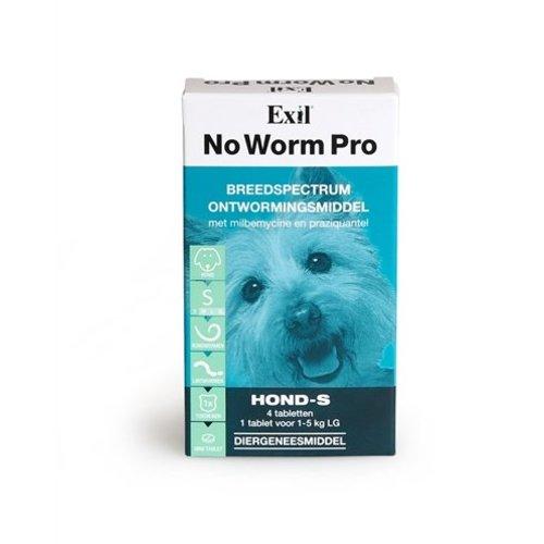 Huismerk Exil hond no worm pro