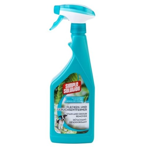 Huismerk Simple solution stain & oder vlekverwijderaar rainforest