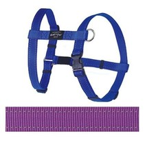 Rogz for dogs fanbelt tuig paars