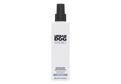 Urban dog revitaliserende droogshampoo spray short voor korte vacht