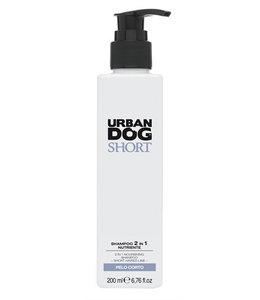 Urban dog voedende 2 in 1 shampoo short voor korte vacht