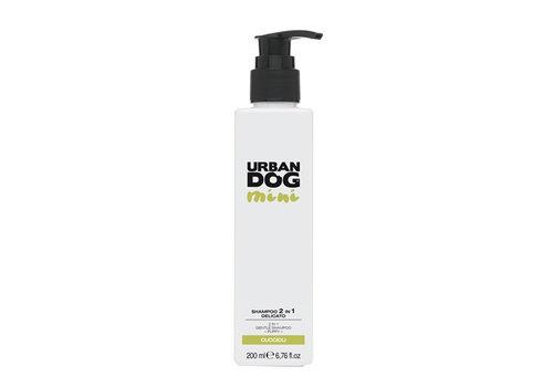 Urban dog milde 2 in 1 shampoo mini voor puppy en senior