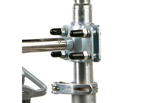 Trixie beugel voor zadelpen biker set fietsbeugel