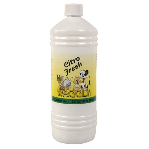 Huismerk Waggly citro fresh