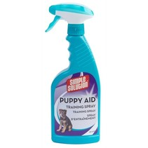 Simple solution puppy training spray