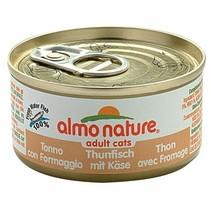 Almo nature cat tonijn/kip/kaas